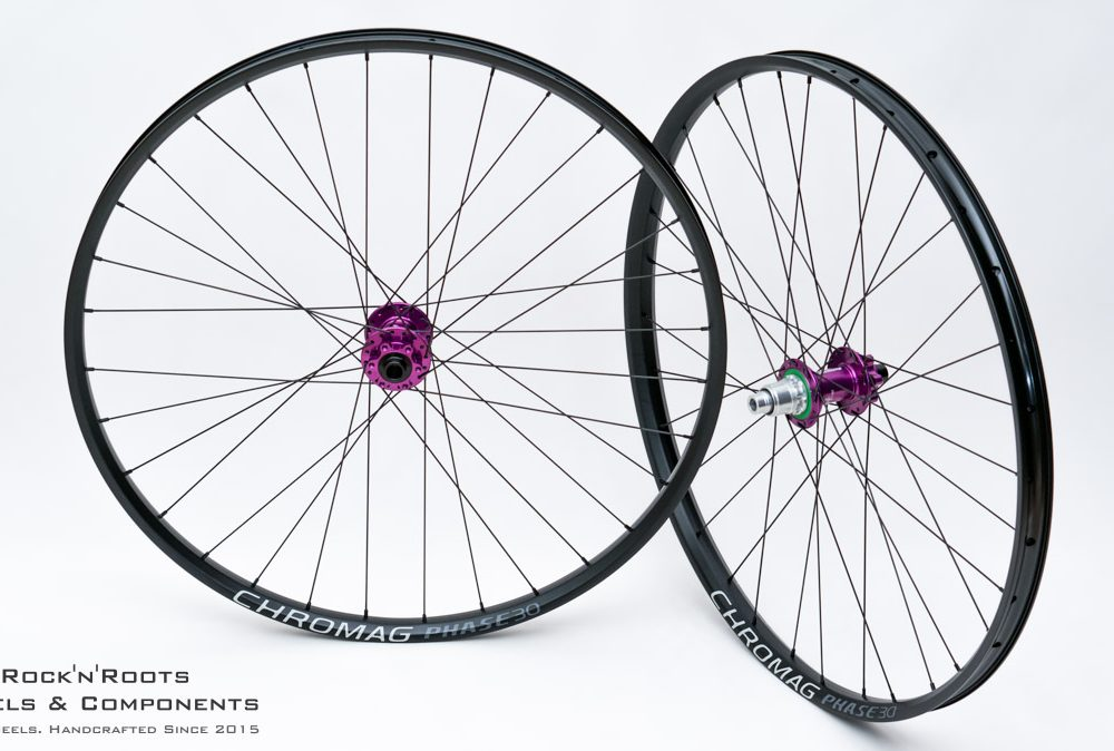 "29"" Chromag Phase30 / Hope Pro 4 / Race + D-Light CrossMix / 1985g"