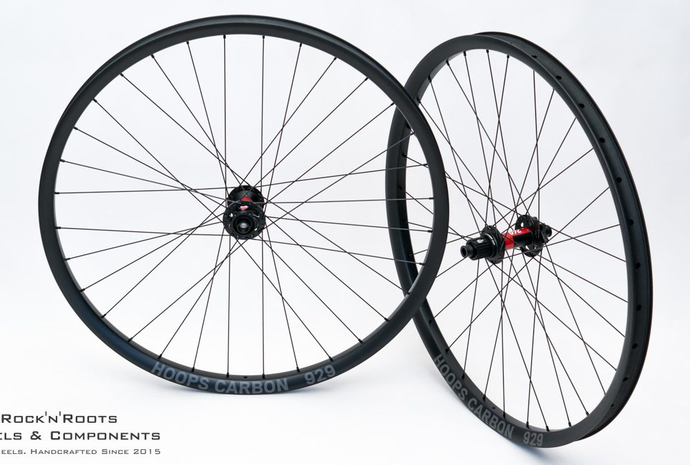 "29"" Hoops Carbon 929 / DT Swiss 240EXP / Sapim D-Light / 1695g"