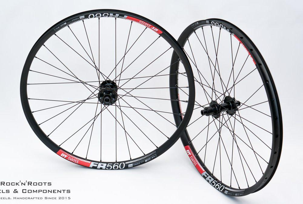 """27.5"""" DT Swiss FR 560 / DT Swiss 350 / Sapim Race / 2040g"""