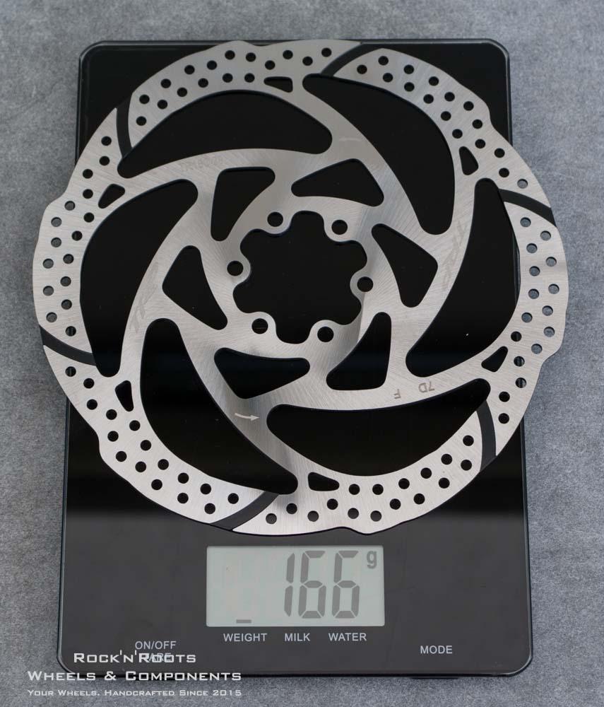 Gewicht TRP TR-29 180mm