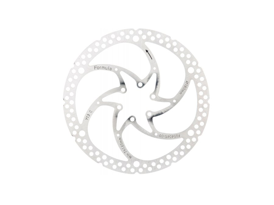 Formula 1-teilig Rotor