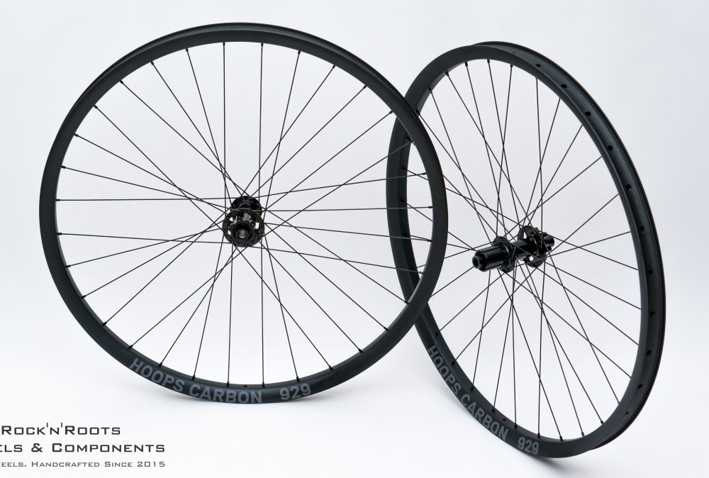 "29"" Hoops Carbon 929 / DT Swiss 240 / Sapim D-Light / 1685g"