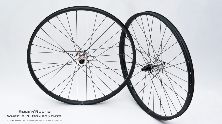 "27.5"" Spank Spike 350 Vibrocore / DT Swiss 350 Custom Polished / Sapim Race + D-Light CrossMix / 1895g"