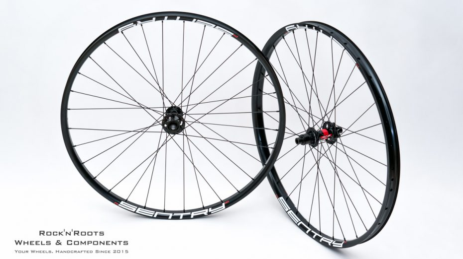 "29"" NoTubes Sentry MK3 / DT Swiss 240 / Sapim Race + D-Light / 1945g"