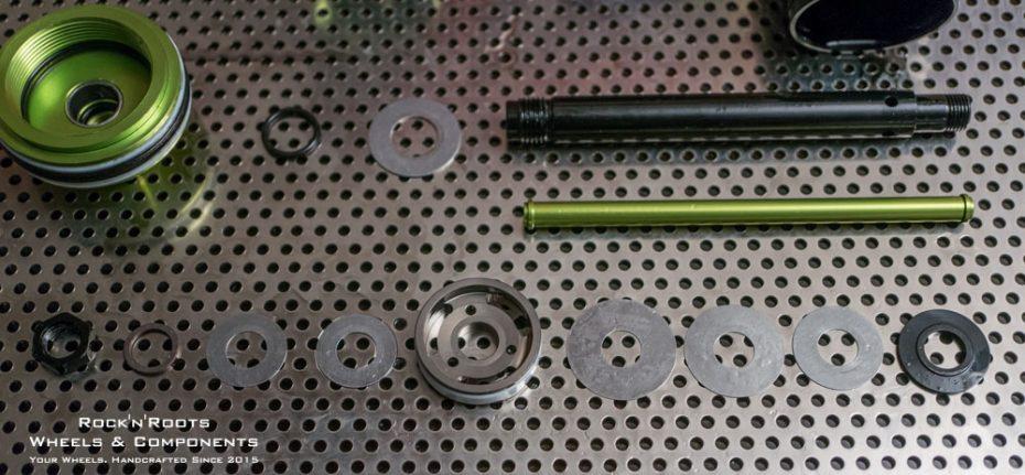Topaz Hydraulik zerlegt-2