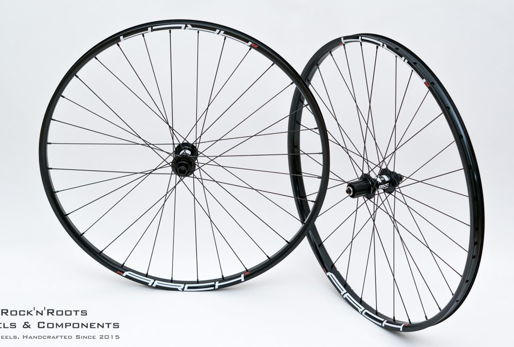 "29"" NoTubes Arch MK3 / DT Swiss 350 CL / Sapim Race+D-Light / 1730g"