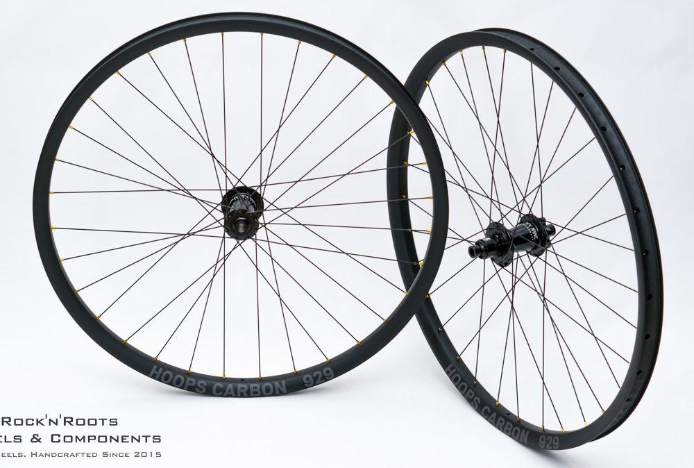 "29"" Hoops Carbon 929 / Industry Nine Hydra / Sapim D-Light / 1790g"